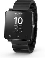 Sony SmartWatch 2 40,6 mm noir avec Bracelet en métal noir
