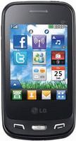 LG T565 Viper 256 MB nero