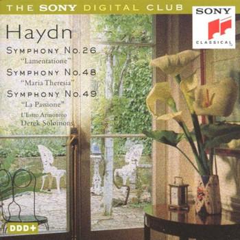 d. Solomons - Digital Club - Haydn (Sinfonien)