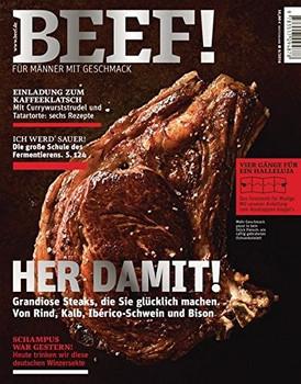 BEEF! 6/2016: Her Damit! [Broschiert]