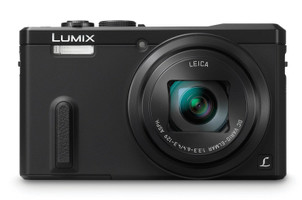 Panasonic Lumix DMC-TZ61 zwart