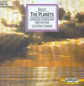 Geoffrey Simon - The Planets