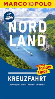 MARCO POLO Reiseführer Nordland Kreuzfahrt. Norwegen, Island, Färöer, Dänemark [Taschenbuch]