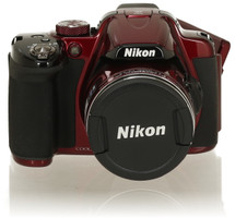 Nikon COOLPIX P520 rouge