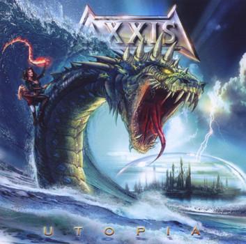 Axxis - Utopia (Ltd.Edition)