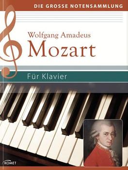 Wolfgang Amadeus Mozart: Für Klavier