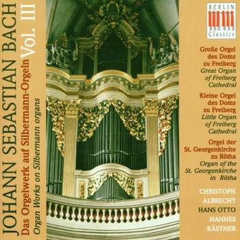 C. Albrecht - Das Orgelwerk auf Silbermann-Orgeln Vol. 3 (Die kleine Orgel des Doms zu Freiberg / Die Orgel von St. Georg zu Rötha)