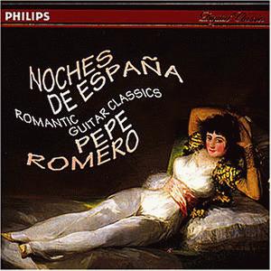 Pepe Romero - Noches de Espana (Romantische Stücke für Gitarre)