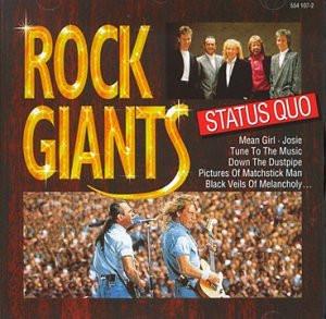 Status Quo - Rock Giants - Status Quo