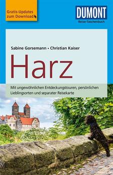 DuMont Reise-Taschenbuch Reiseführer Harz. mit Online Updates als Gratis-Download - Sabine Gorsemann  [Taschenbuch]