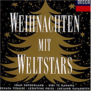 Sutherlan Pavarotti - Weihnachten mit Weltstars