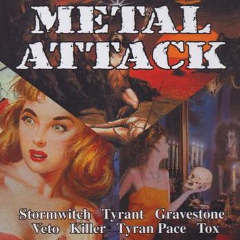 Various - Metal-Attack