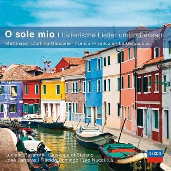Carreras - O Sole Mio-Italienische Lieder&Lebensart (Cc)