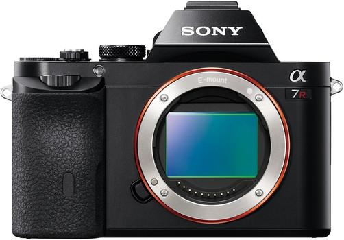 Sony Alpha 7R Cuerpo negro
