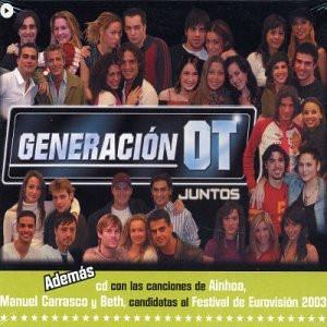 Generacion O.T. - Gala de la Eurovision 2003