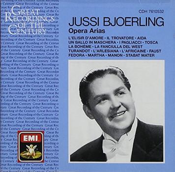 Jussi Björling - Opernarien