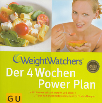 Weight Watchers: Der 4 Wochen Power Plan - Kathrin Dost [Broschiert, 20. Auflage 2008]