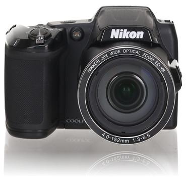Nikon COOLPIX L840 negro