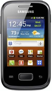 Samsung S5300 Galaxy Pocket 3Go noir
