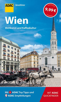 ADAC Reiseführer Wien - Daniel Berger  [Taschenbuch]