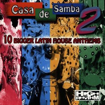 Various - Casa de Samba Vol.2