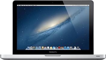 "Apple MacBook Pro CTO 13.3"" (Glossy) 2.9 GHz Intel Core i7 8 GB RAM 1 TB HDD (5400 U/Min.) [Mid 2012, englisches Tastaturlayout, QWERTY]"