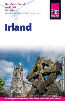 Reise Know-How Reiseführer Irland - Lars Kabel  [Taschenbuch]
