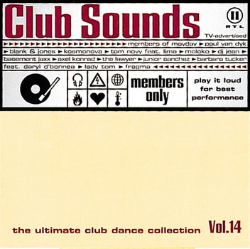 Various - Club Sounds Vol.14