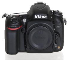 Nikon D600 body nero