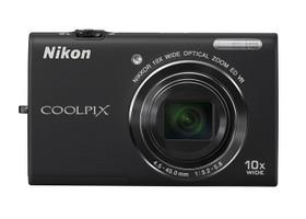 Nikon COOLPIX S6200 zwart