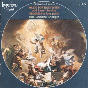 Por Cantione Antiqua - Geistliche Chormusik