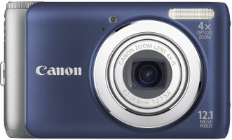 Canon PowerShot A3100 IS azul