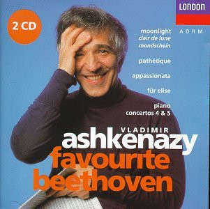 Vladimir Ashkenazy - Favourite Beethoven