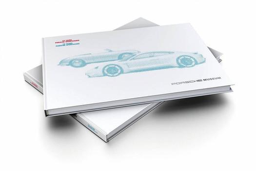 Porsche 70 Jahre Sportwagen - Porsche Museum  [Gebundene Ausgabe]