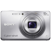 Sony DSC-W690 plata