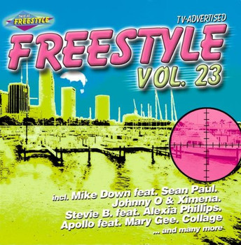 Various - Freestyle Vol.23