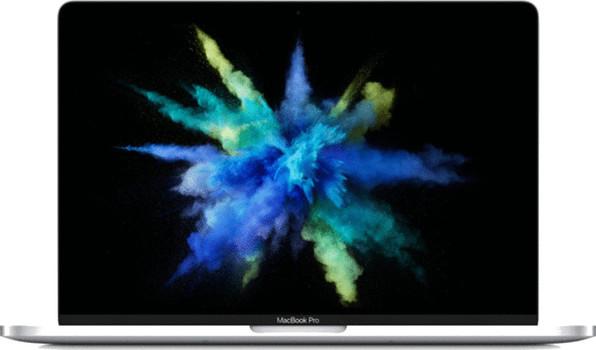 "Apple MacBook Pro mit Touch Bar und Touch ID 15.4"" (Retina Display) 2.7 GHz Intel Core i7 16 GB RAM 512 GB PCIe SSD [Late 2016] space grau"