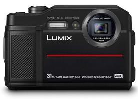 Panasonic Lumix DC-FT7 zwart