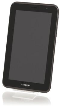 """Samsung Galaxy Tab 2 7.0 7"""" 16 Go [Wi-Fi + 3G] argent titane"""
