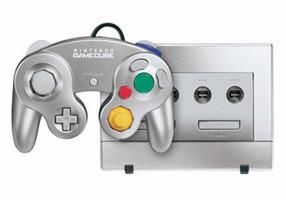 Nintendo GameCube [mando incluído] plata