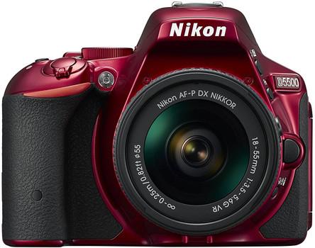 Nikon D5500 body rouge