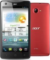 Acer Liquid S1 Duo 8GB negro rojo