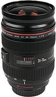 Canon EF 24-70 mm F2.8 L USM 77 mm Objetivo (Montura Canon EF) negro