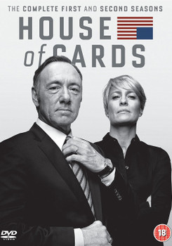 House of Cards: The Complete first and second Season [8 DVDs, UK Import]