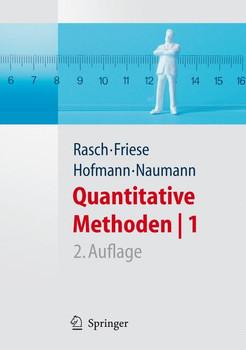 Quantitative Methoden 1. Einführung in die Statistik - Björn Rasch