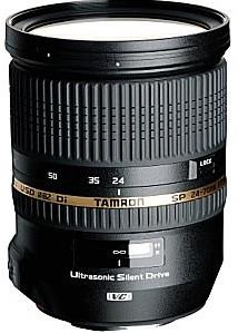 Tamron SP 24-70 mm F2.8 Di USD VC 82 mm Obiettivo (compatible con Nikon F) nero