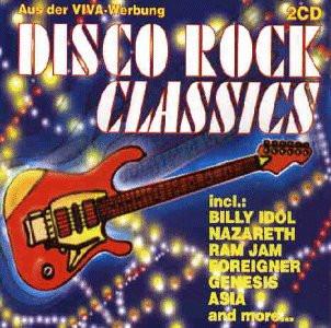 Various - Disco Rock Classics