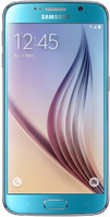 Samsung G920FD Galaxy S6 DuoS 32GB azul
