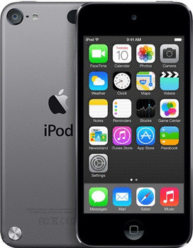 Apple iPod touch 5G 64GB gris
