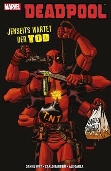 Deadpool: Tot - Daniel Way  [Taschenbuch]
